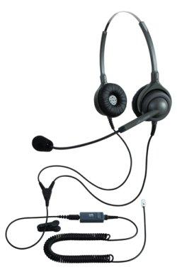 画像1: 長塚電話工業所NDK ヘッドセット 両耳タイプ EN2-H(OG)-MC3 / EN2-M(OG)-MC3 / EN2-L(OG)-MC3[新品] 送料無料