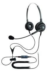 長塚電話工業所NDK ヘッドセット 両耳タイプ EN2-H(OG)-MC3 / EN2-M(OG)-MC3 / EN2-L(OG)-MC3[新品] 送料無料