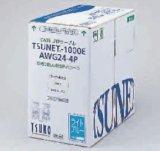 TSUKO 通信興業 CAT6 UTP LANケーブル TSUNET-1000E AWG24-4P 300m巻 送料無料