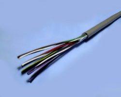画像1: 冨士電線  0.4mm 屋内用ボタン電話ケーブル 0.4×30P 100m巻 送料無料
